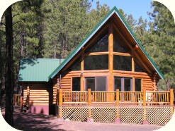 Greer AZ Beartooth Cabin Rental