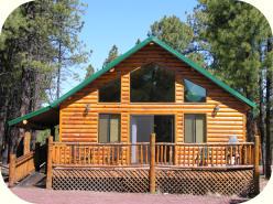 com ridge arizona antler country az cabins original rental reviews cabin rentals greer usa resort at high resortsandlodges lodging